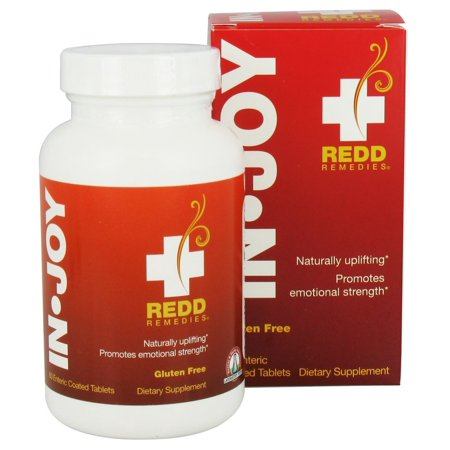 Redd Remedies   In Joy Mood Support   60 Tablet S