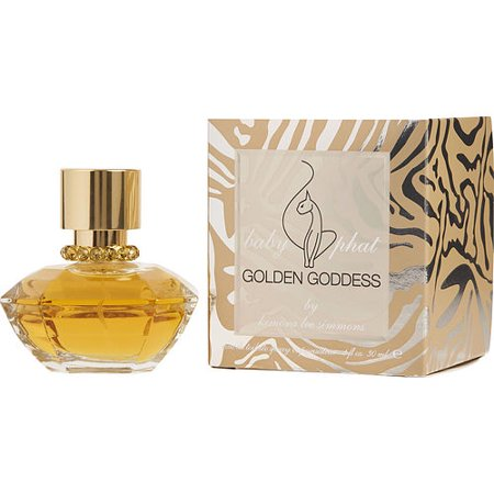 Baby Phat Scrubs (BABY PHAT GOLDEN GODDESS by Kimora Lee Simmons - EDT SPRAY 1 OZ -)