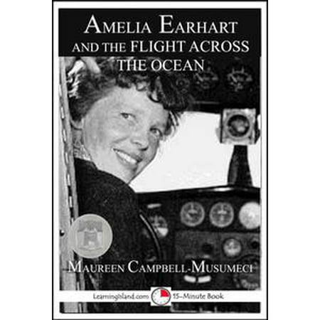 Amelia Earhart and the Flight Across the Ocean - - Amelia Earhart Costume For Girls