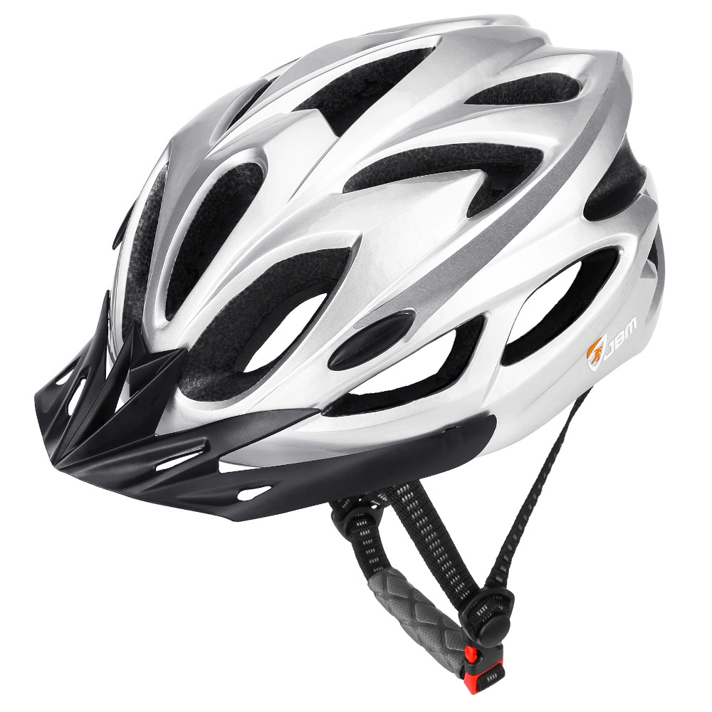 JBM Adult Cycling Bike Helmet CPSC Certified(Black)