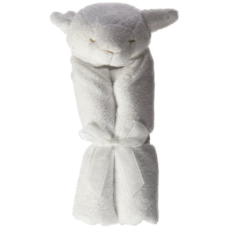 Blankie, White Lamb By Angel Dear Ship from US