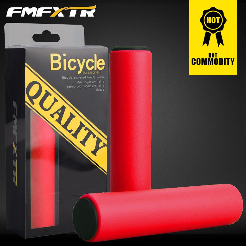 Details about  /1Pair MTB Soft Foam Silicone Sponge Handle Bar Grips Handlebar Bike Bicycle