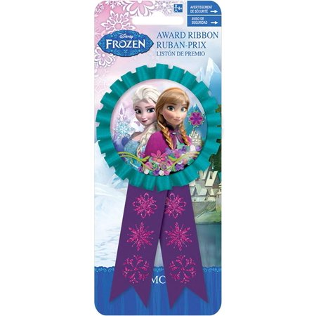 Disney Frozen Award Ribbon - Disney Ribbon