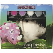 Paint Your Own Dinosaurus-Topsy-Pink