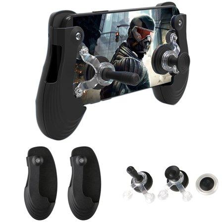 - EEEKit Mobile Mini Gamepad Joystick, Phone Gaming Controller Touch Screen EEEkit Mobile Mini Gamepad Joystick for PUBG IOS / Android