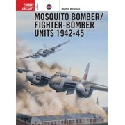 Mosquito Bomber/Fighter-Bomber Units 194245