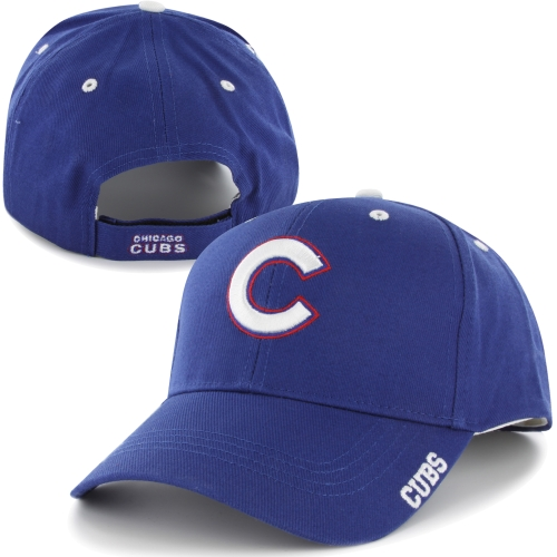 Chicago Cubs '47 Brand Frost Structured Adjustable Hat - Royal Blue - OSFA