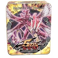 YuGiOh TCG - Majestic Red Dragon - Collectible Tin 2010