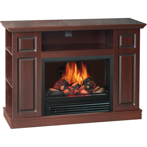 quality craft electric fireplace with 46 walmart