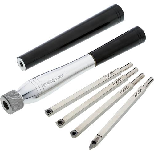 Auto Center Punch and Carbide Scriber Grizzly Industrial T10014 2 pc Set