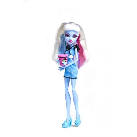 Monster High Dead Tired Abbey Bominable - Abbey Bominable Monster High