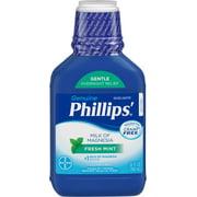 6 Pack - Phillips' Milk of Magnesia Fresh Mint 26 oz