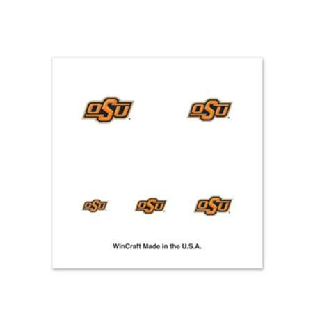 Oklahoma State Cowboys Fingernail Tattoos - 4 Pack](Cowboy Western Tattoos)