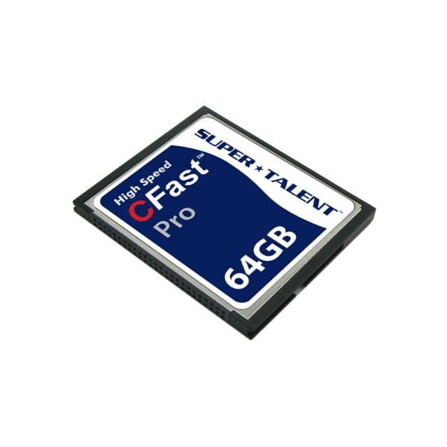 Super Talent CFast Pro 64GB Storage Card (MLC) FDM064JMDF(SZ)