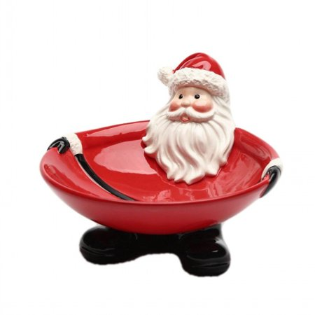 Nut Candy Bowl (Santa Candy Bowl)