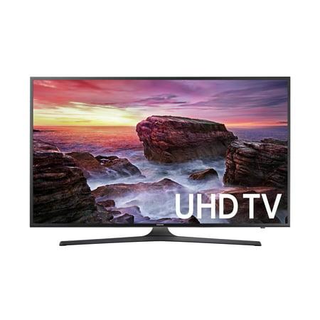 """Samsung 40"""" Class 4K (2160P) Smart LED TV (UN40MU6290)"""