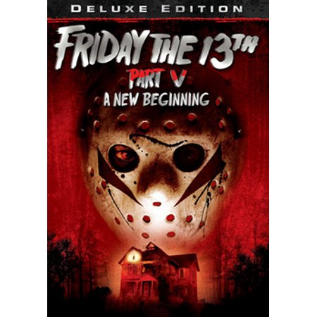 Friday the 13th Part V: A New Beginning (Deluxe Edition)