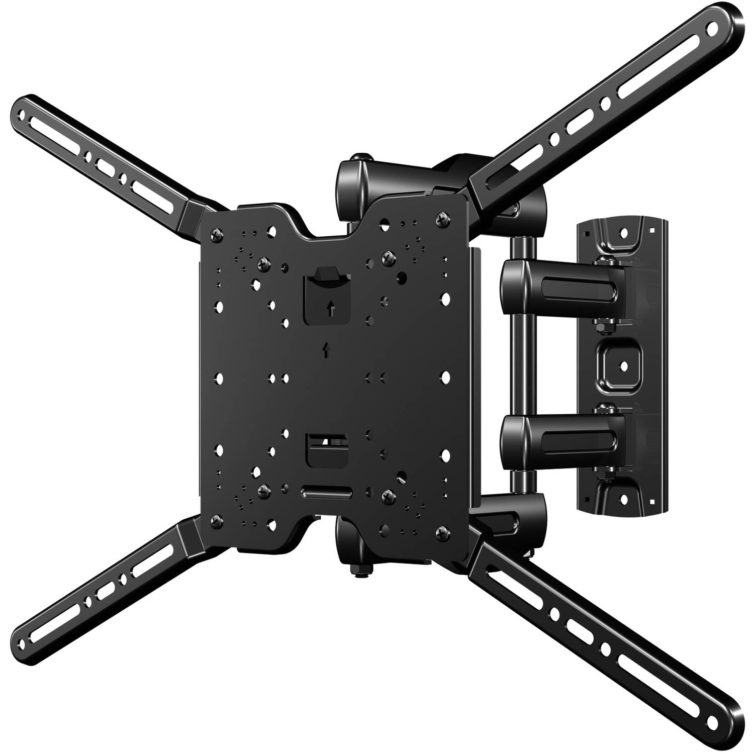 "Sanus VuePoint FLF215KIT Full-Motion Wall Mount Kit For 37"" – 80"" TVs"
