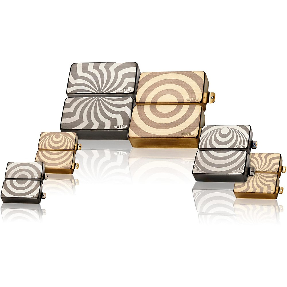 EMG Zakk Wylde Limited Set Bull's-Eye Gold