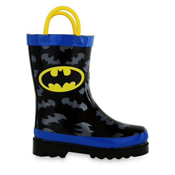 e852c83b940 DC Comics - DC Comics Batman Boy s Rain Boots (Toddler Little Kid ...