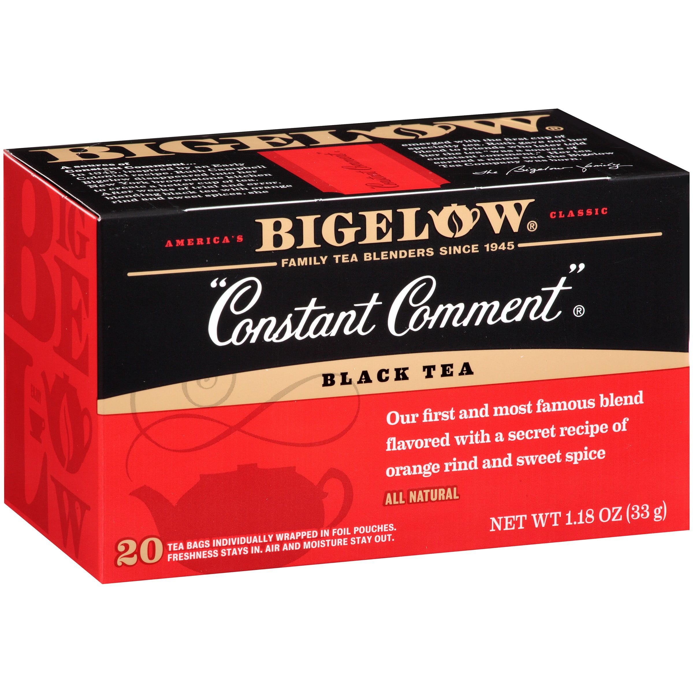 Bigelow Black Tea Constant Comment 20 CT by R.C. Bigelow, Inc.