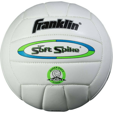 Franklin Sports Official Soft Spike Volleyball (Color May Vary) ()