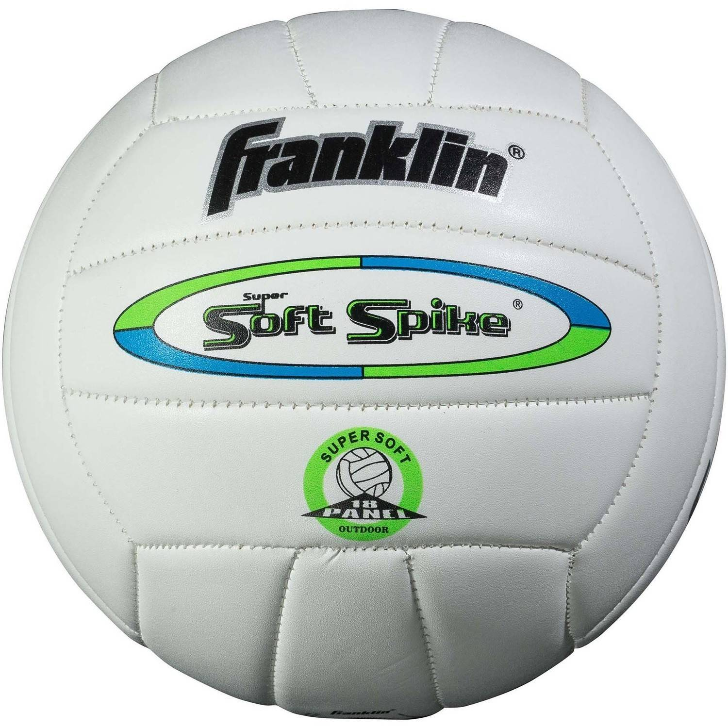 Franklin Sports Official Soft Spike Volleyball Color May Vary