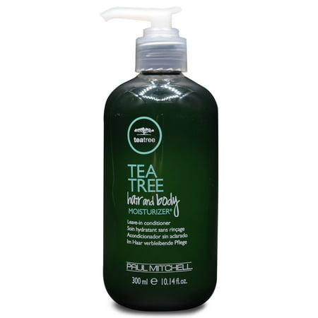 Paul Mitchell Tea Tree Hair and Body Moisturizer, 10.14 Fl (Antioxidant Moisturizer White Tea)