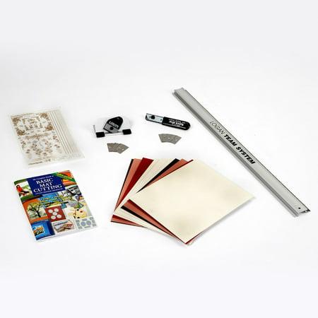 LOGAN 525 Basic Mat Cutting Kit