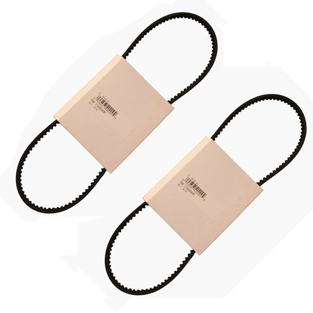 Murray 2 Pack Of Genuine Replacement Belts # 1733324SM-2PK - image 1 de 1
