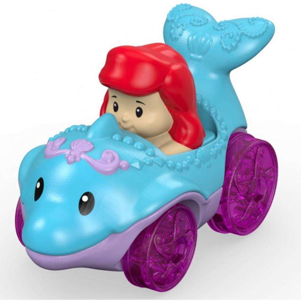 Disney Princess Ariel's Dolphin Car By Little People