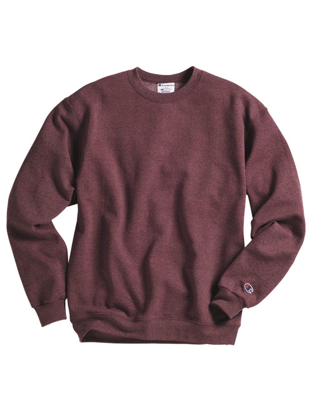 Champion Fleece Double Dry Eco Crewneck Sweatshirt