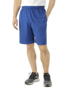 Men's Platinum Jersey Shorts with Side Pockets