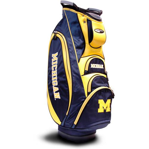 Team Golf NCAA Michigan Victory Golf Cart Bag