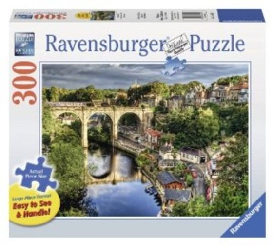 Over the River Large Format Puzzle, 300 Pieces by Ravensburger
