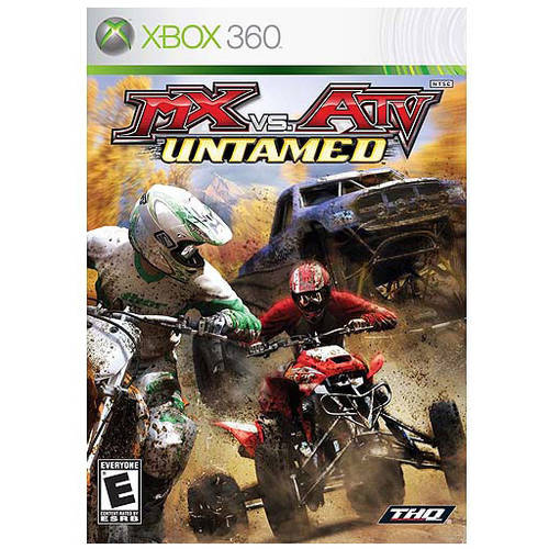 Mx Vs. Atv Untamed (Xbox 360) - Pre-Owned