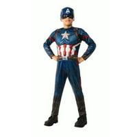 Rubie's Marvel Captain America Child Halloween Costume