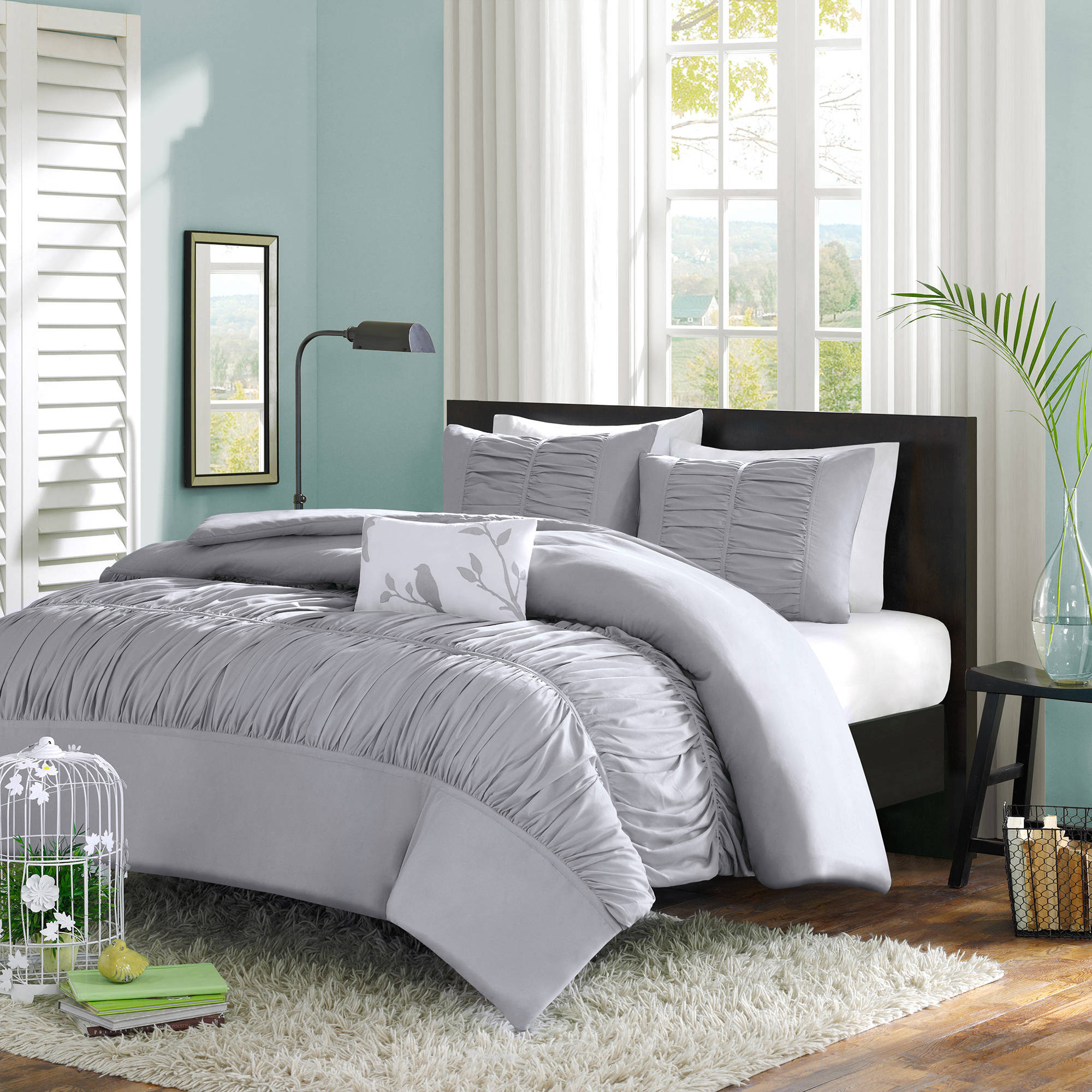Home Essence Apartment Haley Duvet Cover Set