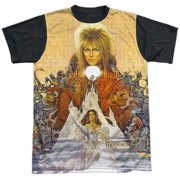 Labyrinth Cover Art Mens Sublimation Shirt