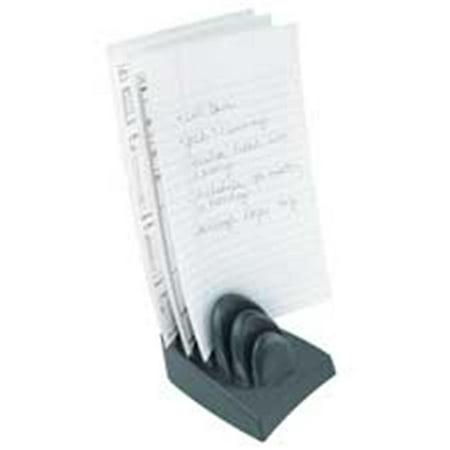 Kensington Document Holder (Kensington KMW62061 Document Holder- With 5 Slots- 3-.50in.x3-.50in.-)