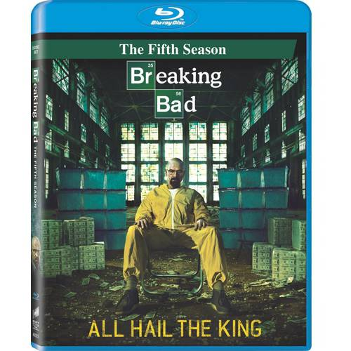 Breaking Bad: The Complete Fifth Season (Blu-ray) (Widescreen)