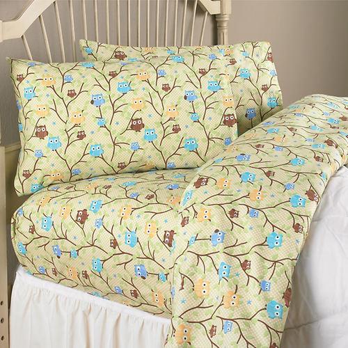 Woodland 80 Thread Count 100pct Cotton Oak Haven Flannel