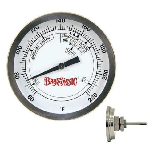 Bayou Classic Brew Thermometer