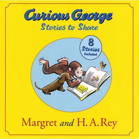 Curious George Stories to Share - Curious George Halloween Story