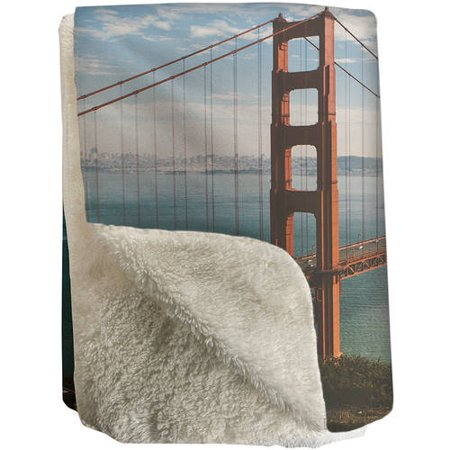 60X80 Sherpa Fleece Photo Blanket