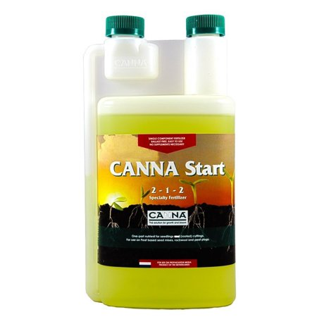 Start, 1 L, Best start for seedling and cutting By CANNA From