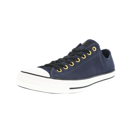 Converse Composite Toe Shoes - Converse Chuck Taylor All Star Ox Obsidian / Egret Black Ankle-High Fashion Sneaker - 12M 10M