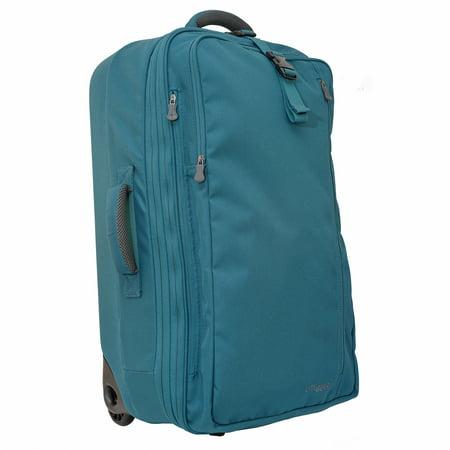 LiteGear  26-inch Medium Lightweight Hybrid Rolling Upright Suitcase