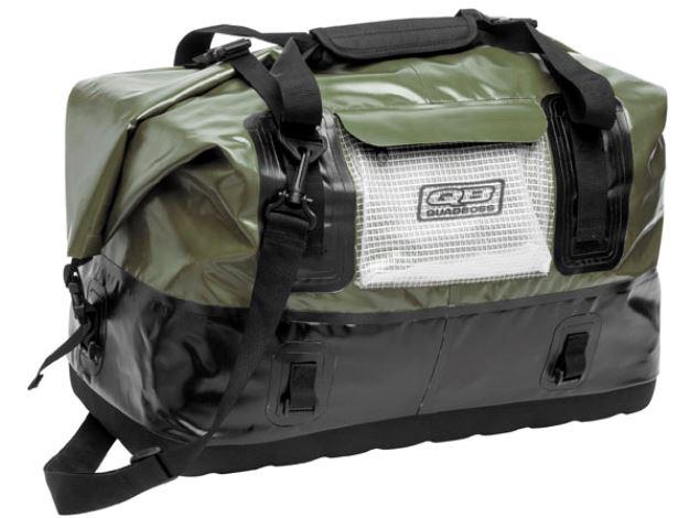 QuadBoss Waterproof Duffle Bag XL Olive Green by Quadboss