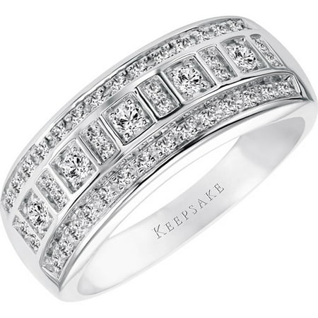 and band center bands anniversary htm three tw a shown carat with rings ct stone diamond